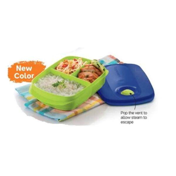 Tupperware Reheatable Divided Lunch Box 1.0L