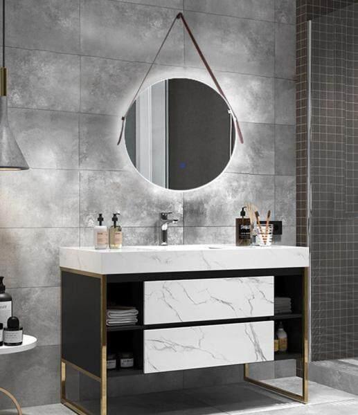 Best Price round Smart Mirror with LED mirror 50mm Diameter