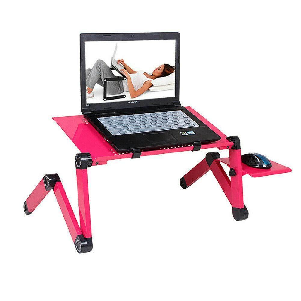 Bảng giá LumiParty Laptop Đứng Bàn Lập Khay Để Bàn Di Động Có Thể Điều Chỉnh dành cho Giường Máy Tính Giá Đỡ Phong Vũ