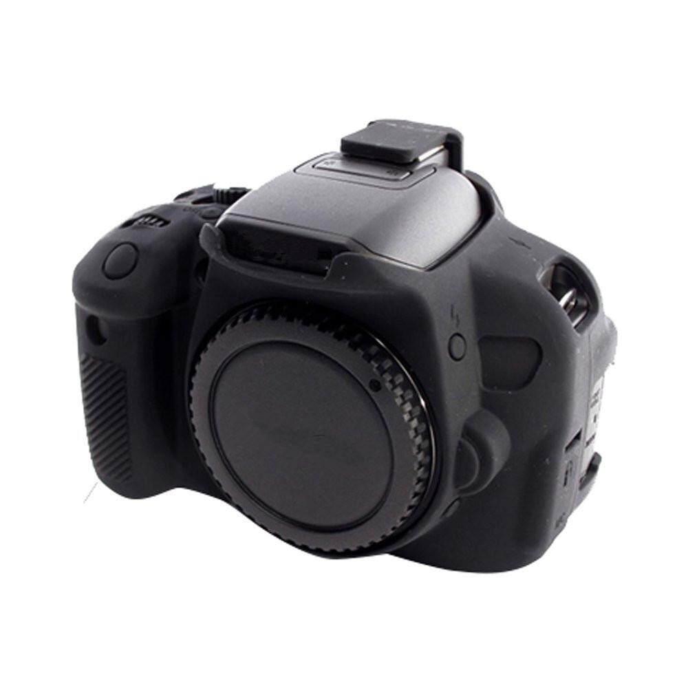 Ốp Bảo Vệ Vỏ Máy Ảnh Bằng Silicon Chống Sốc Baoblaze Cho Canon 600D, 650D ,700D