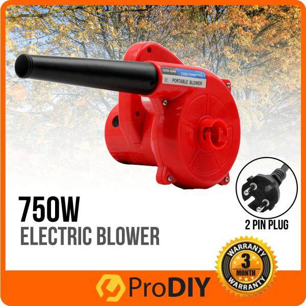 750W 220V Electric Handheld Air Blower Car Dust Removal Tool Outddor