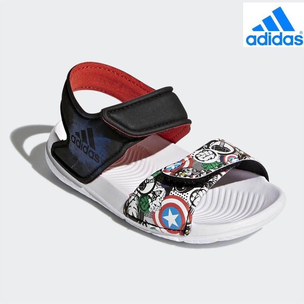 e7a7a55f174524 Adidas Baby Girl Avengers AltaSwim CQ0104 Sandal