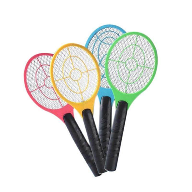 Mosquito Swatter Killer Electric Tennis Bat Handheld Racket Insect Fly Bug Wasp