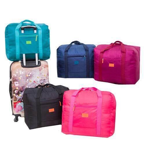1454c09e074b 《Mega Deal》Travel Bag Foldable Waterproof Luggage Organizer Bag Tote Duffel  Bags