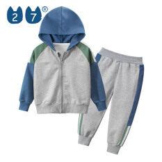 Bộ Đồ Trẻ Em 27 Cửa Hàng Trẻ Em Áo Khoác Và Quần Bé Trai Bé Gái (1Y-8Y) Thời Trang Giảm Giá Trẻ Em Mới 2020