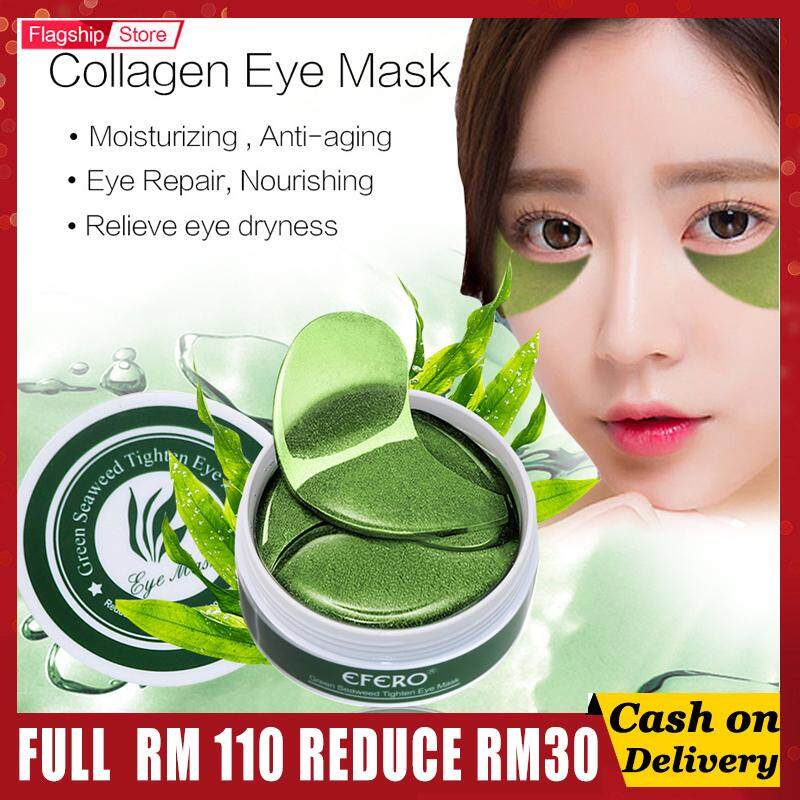 Eye Mask Collagen Eye Patch Green Mask Dark Circles Red Mask Anti Aging Crystal Eye Mask For Face Sheet Masks Anti Puffiness Eye Patches Skin Care For Women And Men Efero By Facial Care Products.