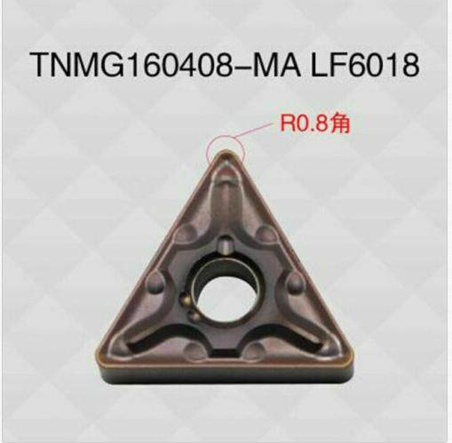 High quality 10P TNMG160408 UC5115//TNMG332 CNC carbide cast iron insert