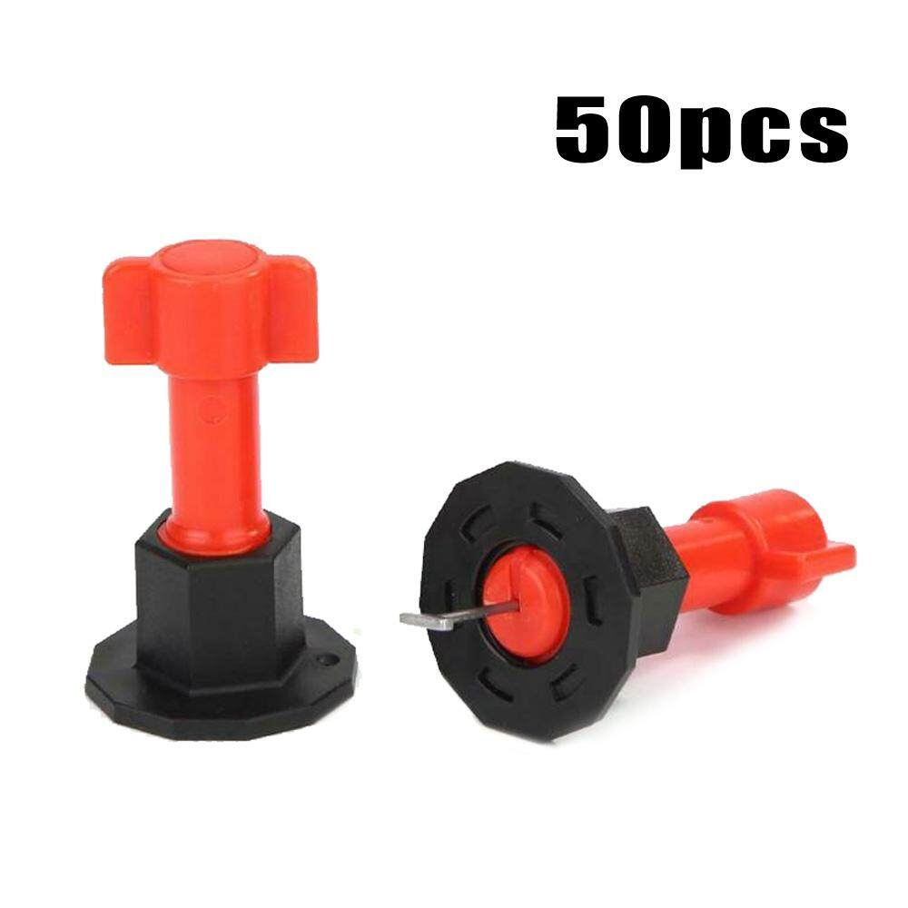 Kitchen Tile Leveling System Bathroom Flooring Tiling Anti-lippage Stainless Steel Durable Useful