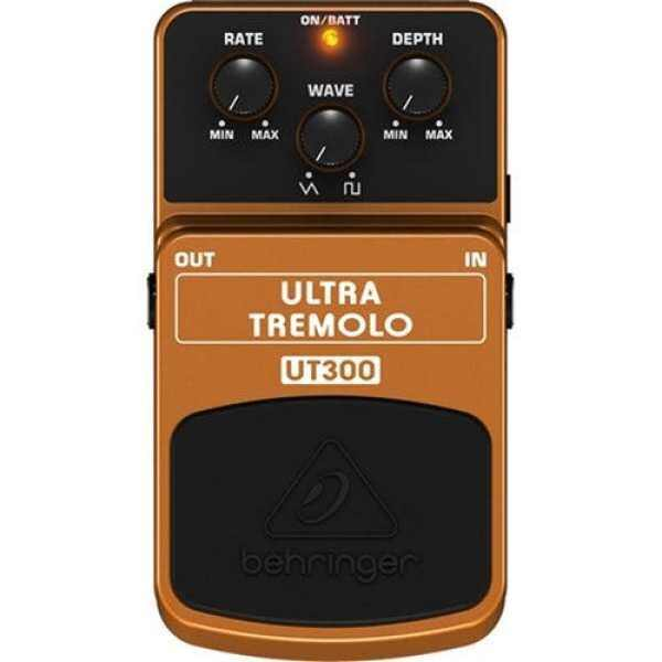 Behringer UT300 Classic tremolo effect pedal Malaysia