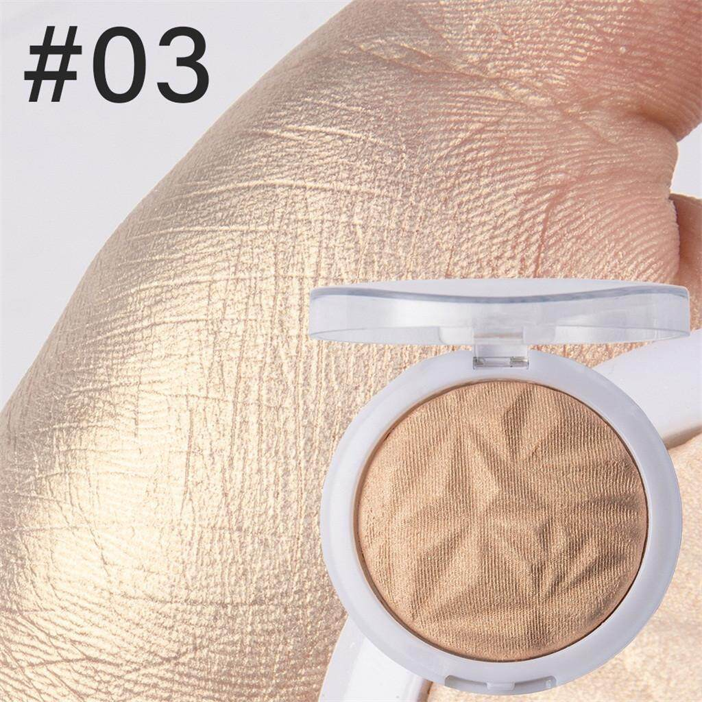 Tomagool Concealer Professional Makeup Face Powder Single Color Bronzer Highlighter Powder Palettes