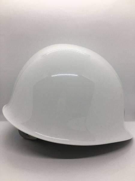 Topi Keselamatan Tanizawa - 148 ABS Putih/Kuning