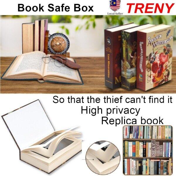 HD Dictionary Book Secret Safe Security Box Money Cash Jewelry Lock Box money box jewellery box jewelry box