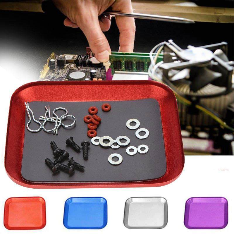 idealhere Magnetic Parts Bowl Tray Dish Machine Repair Storage Tool