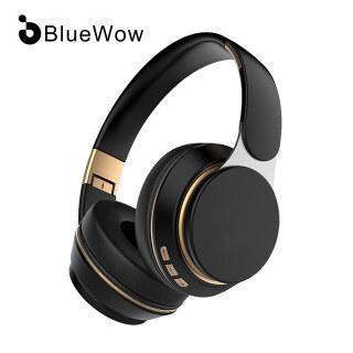 BlueWow BFG-07S Bluetooth Không Dây Headphone Over-Tai Nghe Đeo Tai Âm Thanh Nổi Micrô Tích Hợp Hỗ Trợ TF Card & Aux thumbnail