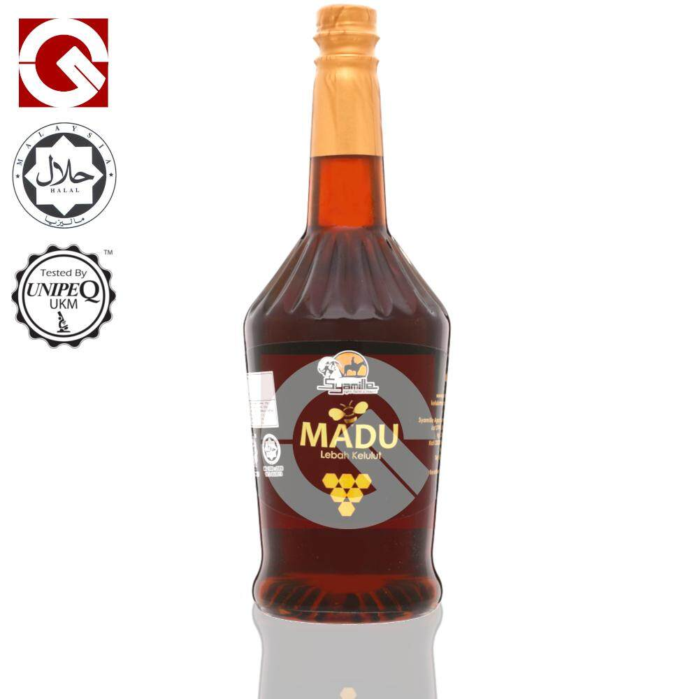 Syamille : Madu Kelulut Stingless Bee Honey (1 Kg) By Nutrisuci.com.