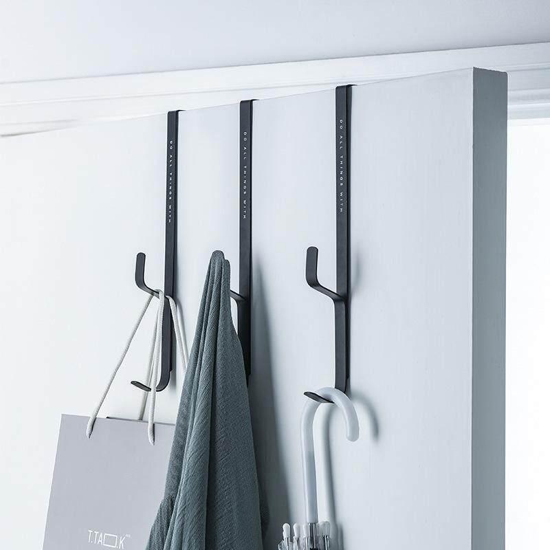 3PCS Door Hooks Home Kitchen Cabinet Wall Door Holder Hook Clothes Hanger Organizer Hanging Coat Hooks Hanger Hook