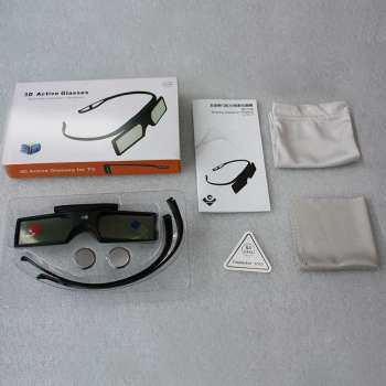 G15-BT Bluetooth 3D Active Shutter Glasses for Epson/Samsung/SONY/SHARP Bluetooth 3D Projector TV
