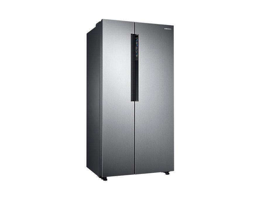 Samsung 620L Side by Side with Twin Cooling Plus RS62K60A7SL/ME