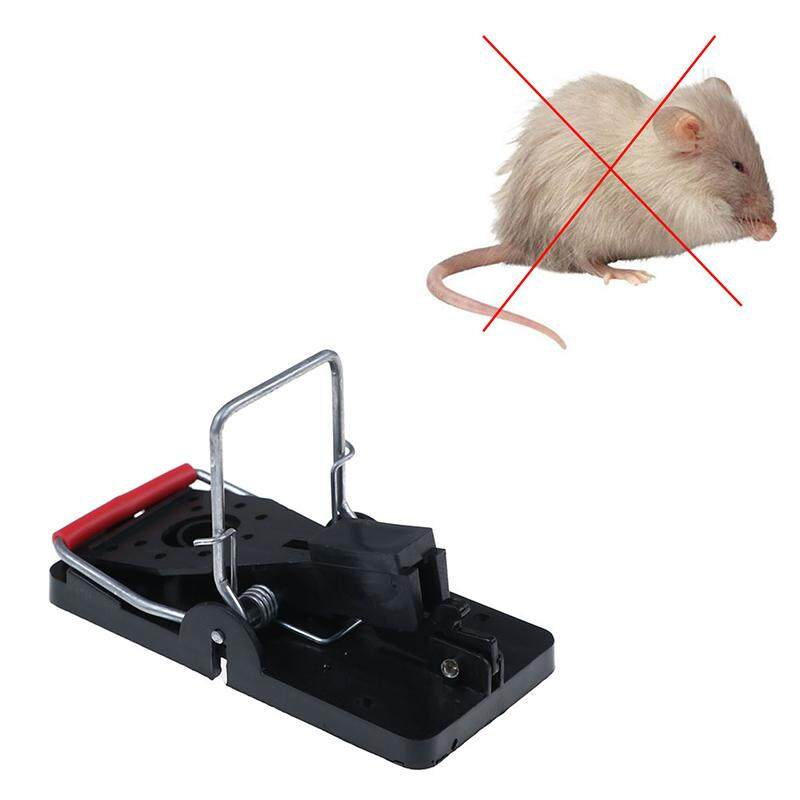 Jettingbuy Reusable Mouse Mice Rat Trap Killer Trap-Easy Pest Catching Catcher Pest Reject
