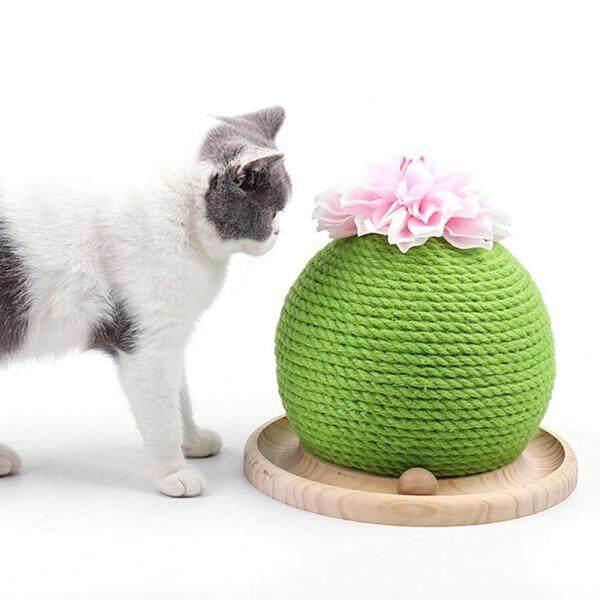 Good Breeze Xương Rồng Vui Nhộn Với Hoa Mèo Cào Ban Pet Cào Bài Mèo Đồ Chơi Tương Tác