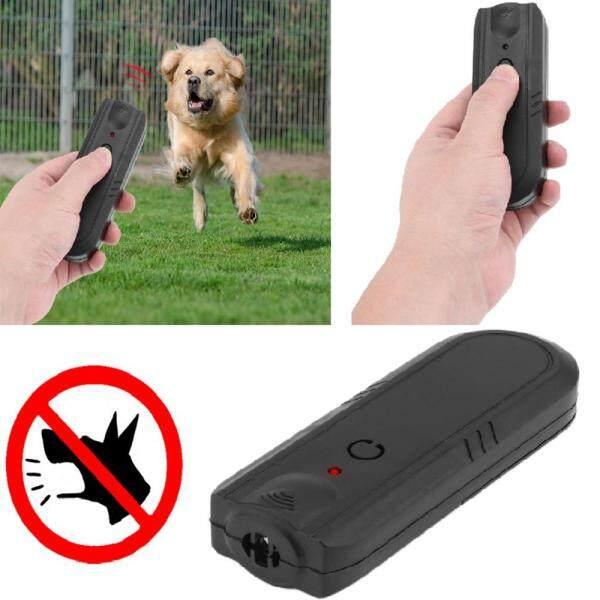 Thiết bị huấn luyện chó siêu âm Thiết bị đuổi chó cưng chống sủa Thiết bị huấn luyện huấn luyện điều khiển