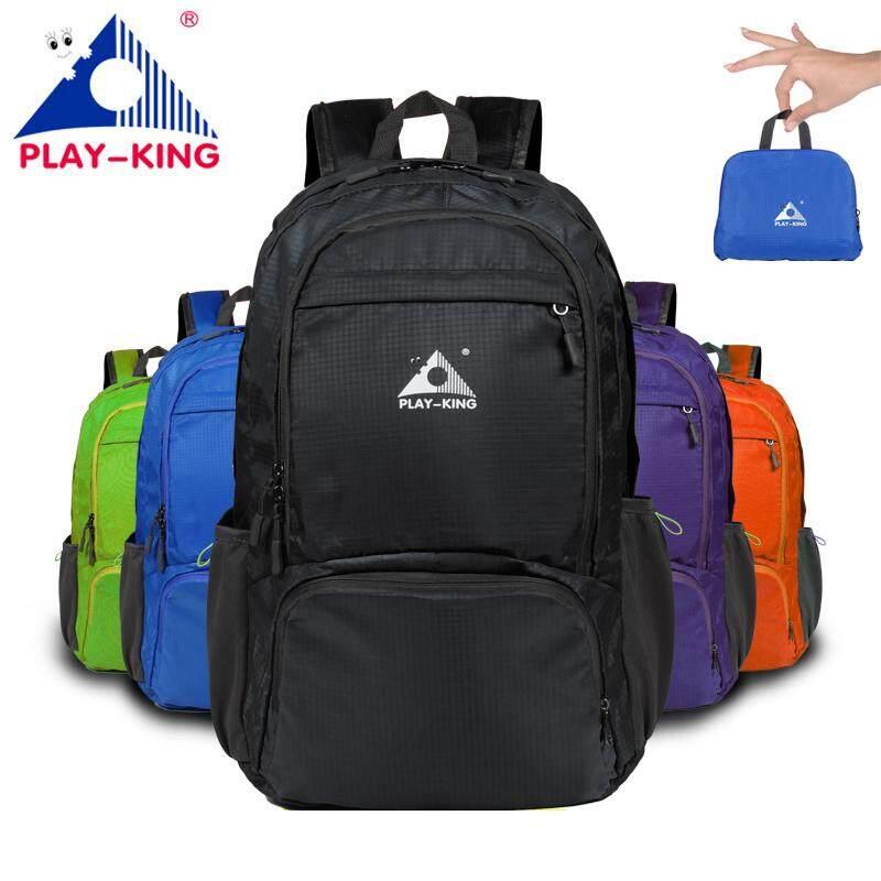 Men Women Travel Bags Foldable Bag Waterproof Backpack Large Capacity Backpacks