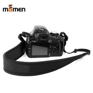 Có Thể Điều Chỉnh Nylon Dây Đeo Máy Ảnh Dây Đeo Vai Màu Đen Chống Trượt Co Giãn Dây Đeo Cổ Phụ Kiện Dây Đeo Máy Ảnh Sony Nikon SLR thumbnail