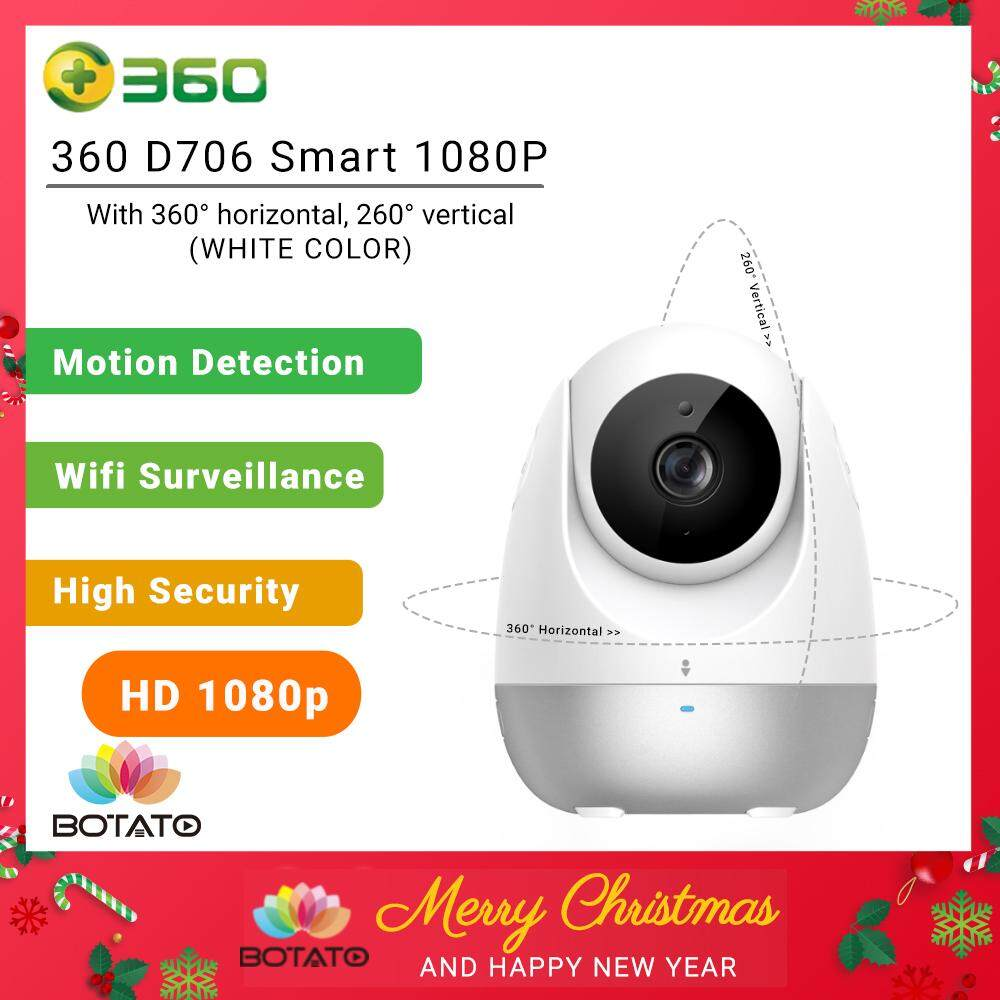 Cctv Security Cameras Buy At Best Price In Circuit Cutting Machine Promotionshop For Promotional Malaysia Version Qihoo 360 Wifi Ip Camera Hd 1080p 1 Year Local Warranty
