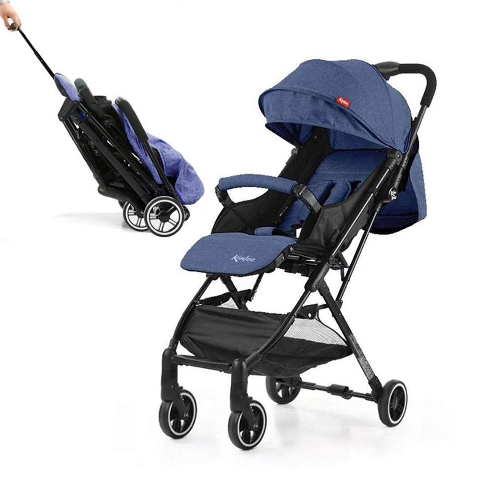 Umiwe Lightweight Stroller Portable Travel Stroller With Pull Handle Foldable Design For Car And Airplane Travel Singapore