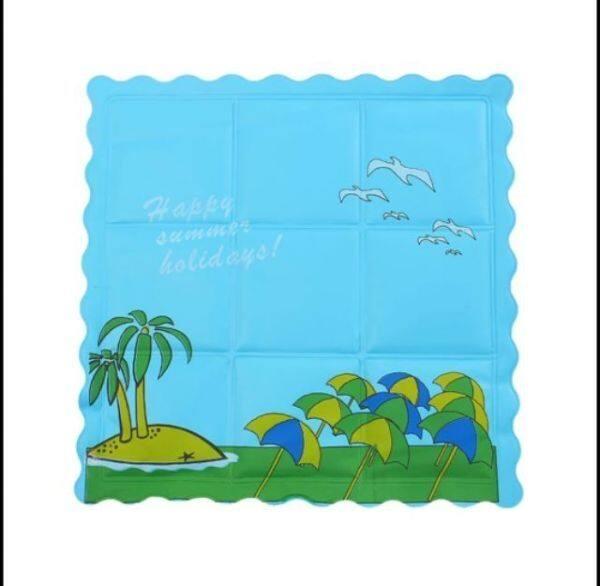 Cartoon cushion ice pad cooling water pad chair ice cushion water cushion