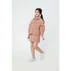 Áo khoác bé gái IVY moda MS 77G0685