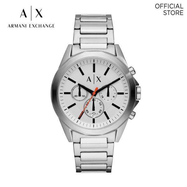 Armani Exchange Drexler Silver Watch AX2624 Malaysia