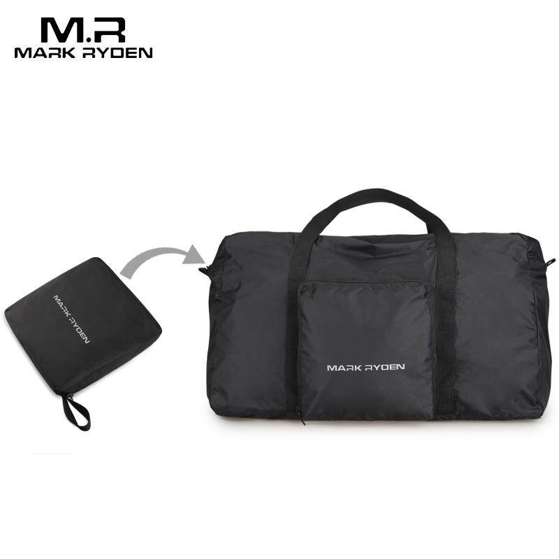 Mark Ryden Fashion Waterproof Travel Bag Large Capacity Bag Men Nylon Folding Bag Unisex Luggage Travel Handbags.