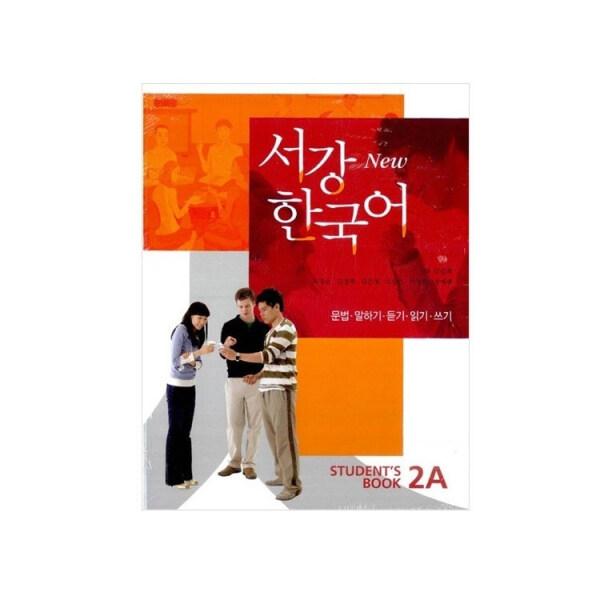 NEW SOGANG KOREAN 2A STUDENTS BOOK Malaysia