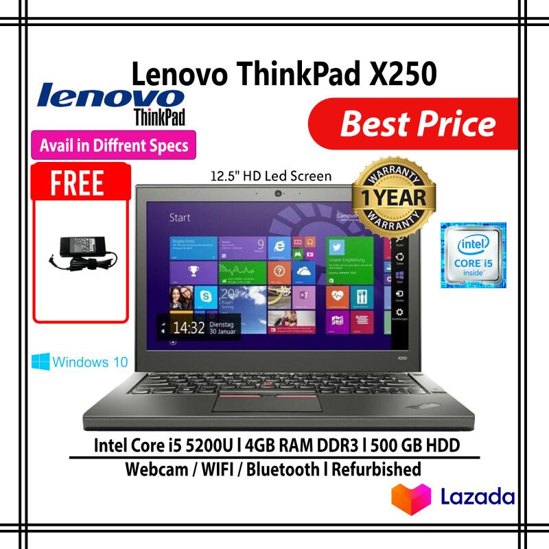 Lenovo ThinkPad X250 Malaysia