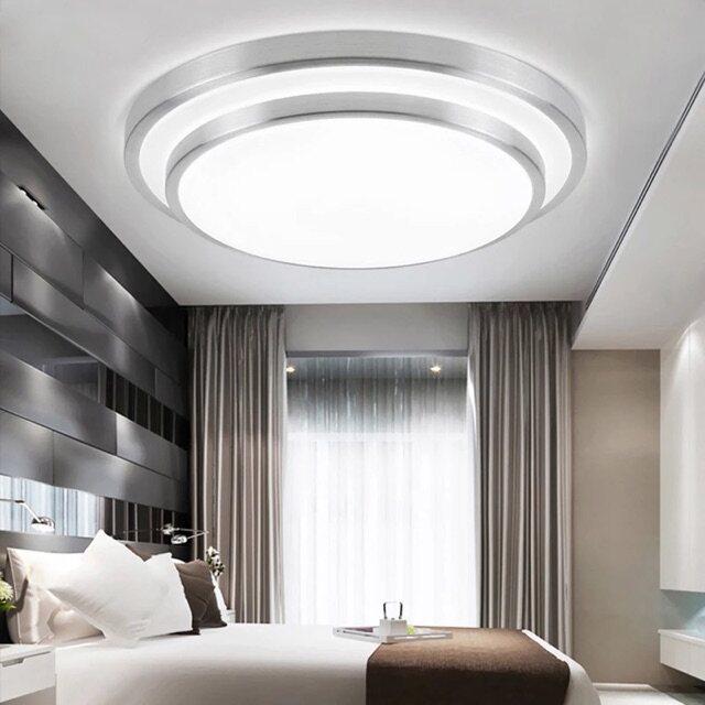 Ceiling Lights Lampu Siling Bilik Tidur Mewah Aluminium Bintang Dua Lazada