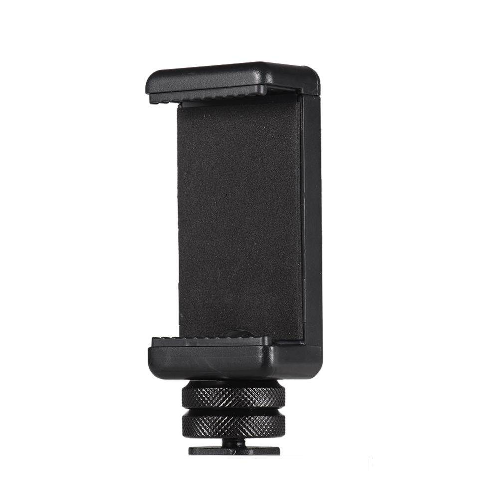 Giá Giá đỡ điện thoại có thể điều chỉnh Clip trên điện thoại thông minh + Bộ chuyển đổi đầu cầu linh hoạt với vít 1/4 inch