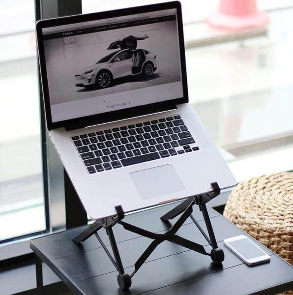 Nexstand K2 Laptop Stand Folding Portable Adjustable Laptop Lapdesk Office Lapdesk.Ergonomic Notebook Stand R20