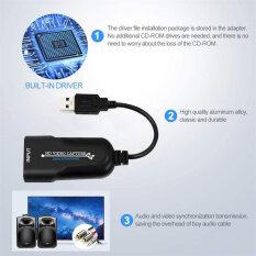 Thẻ Thu Video Mini Usb 2.0, Máy Quay Video Grabber Telefoon Chơi Game Hd Camera Capture Opname Doos + Pc Live Streaming