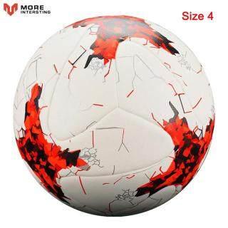 Nga Chuyên Nghiệp Cỡ 4 Cỡ 5 Bóng Đá Hàng Đầu Bóng Đá Không Đường May PU Bóng Tập Trận Đấu Đội Bóng Mục Tiêu Giải Đấu Futbol Bola thumbnail
