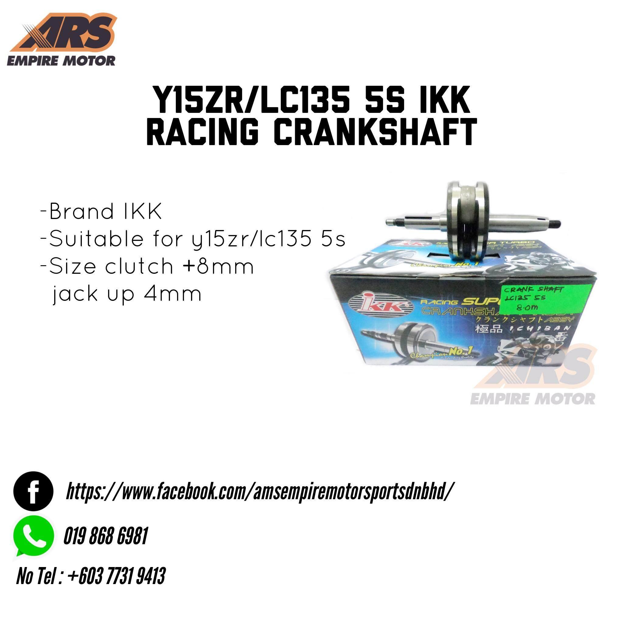 Y15ZR/LC135 5S IKK RACING CRANKSHAFT JACK ROD 4MM