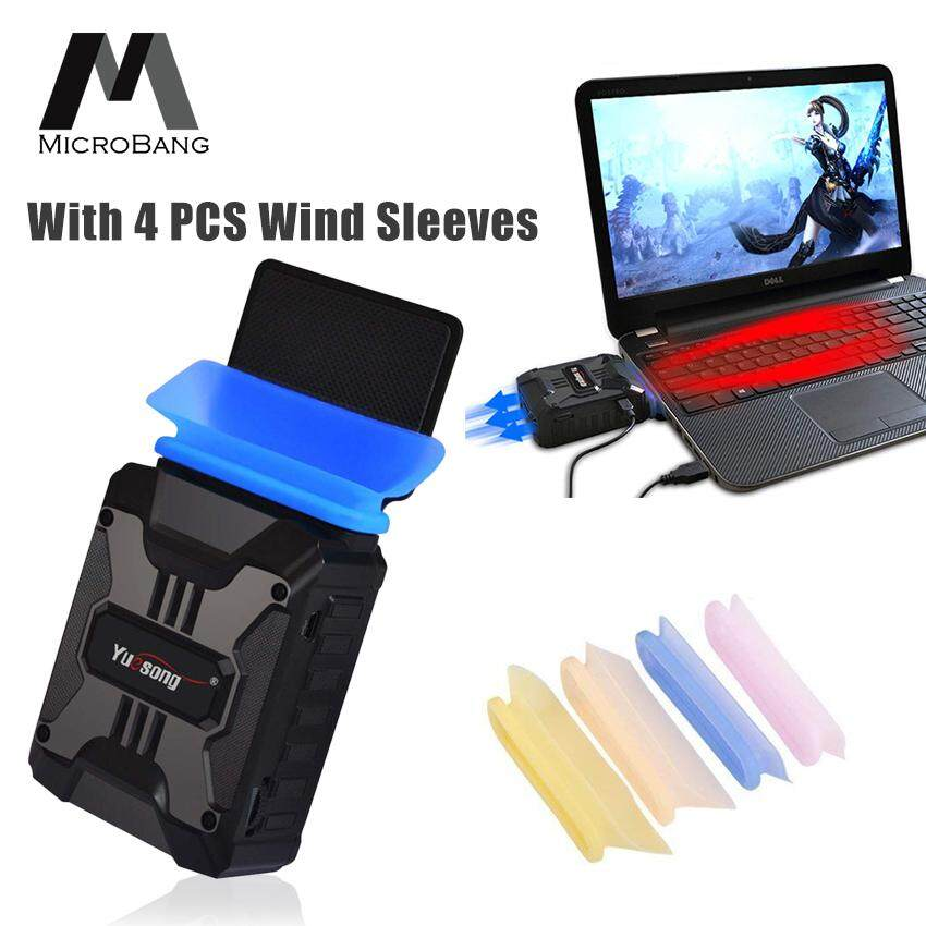 MicroBang Laptop Cooling Fan Laptop Cooler USB Portable Cooling Fan for Laptop Cooler Stand Laptop Vacuum Cooler Laptop Air Cooler for Notebook Laptop Malaysia