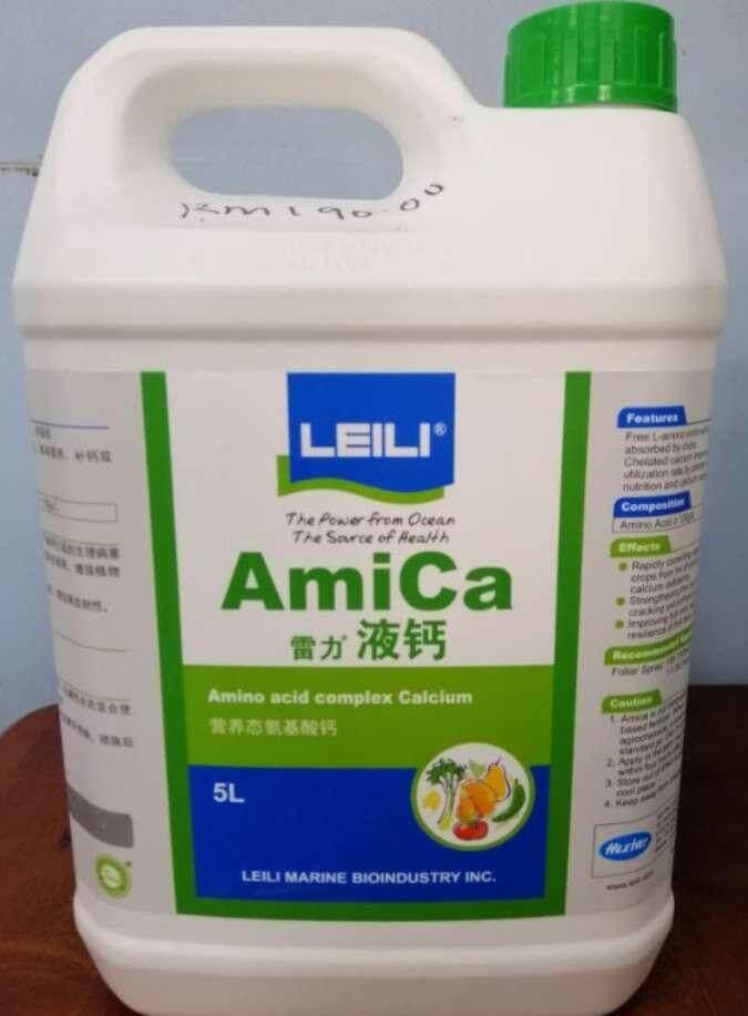 Leili AmiCa 5L (Amino Acid Complex Calcium)