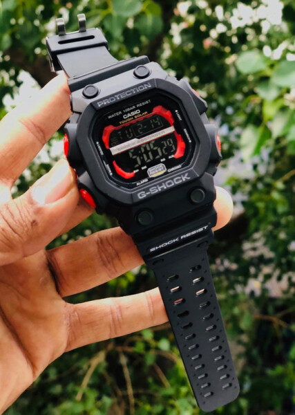G Shock_King_Digital Time Display Design Shock Resistant 100m Water Resistant Ready Stock Malaysia
