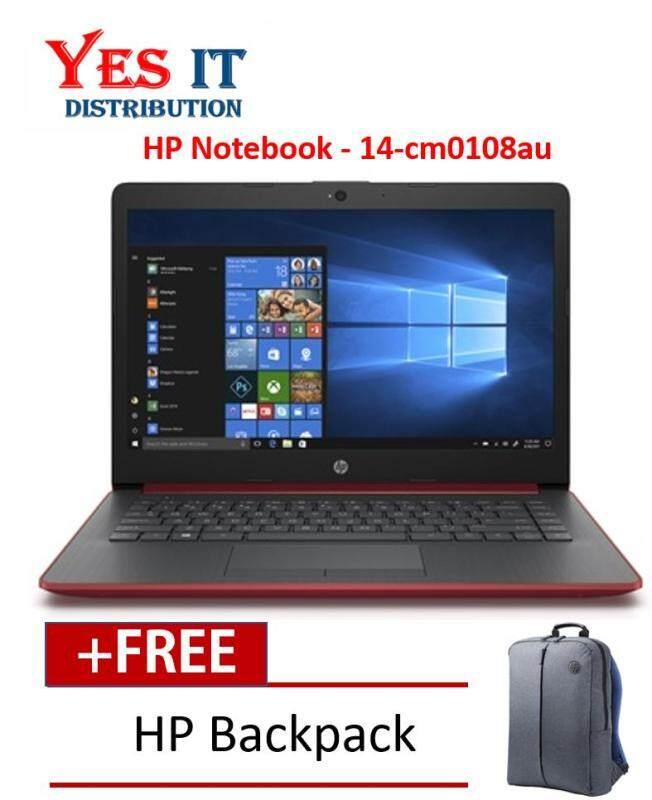 HP Notebook -14-cm0108au Malaysia