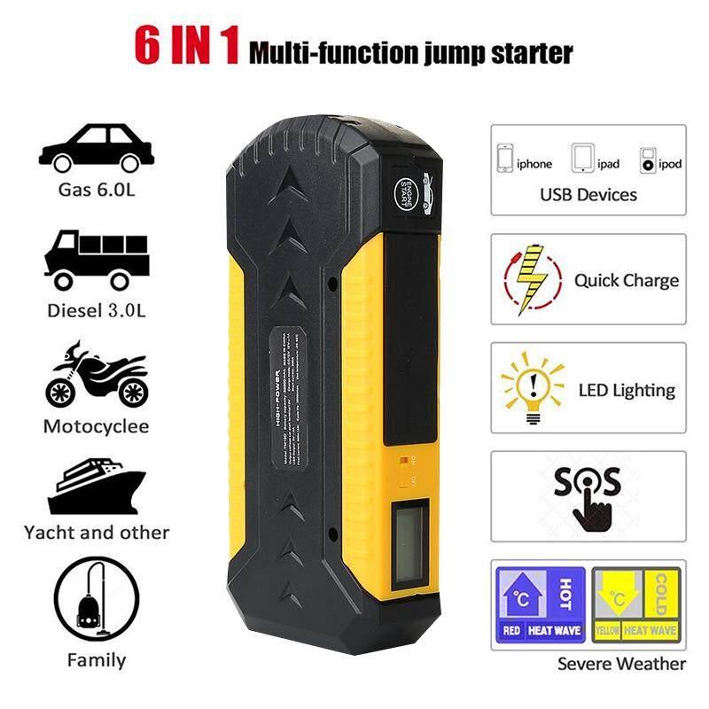 Car Emergency Start Power Outdoor 12V Universal Mobile Power Tm19d-88000 Power Capacity