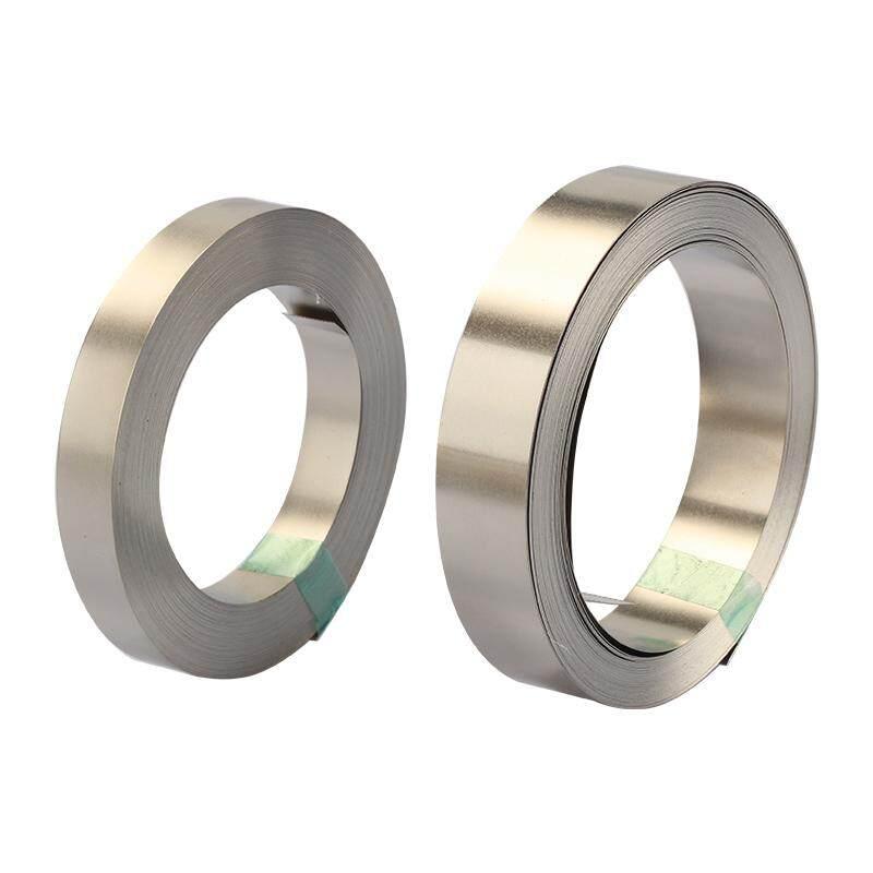 10Mx15mm x0.2 Pure Nickel Strip Tape For Li 18650 Battery Spot Welding Compatible