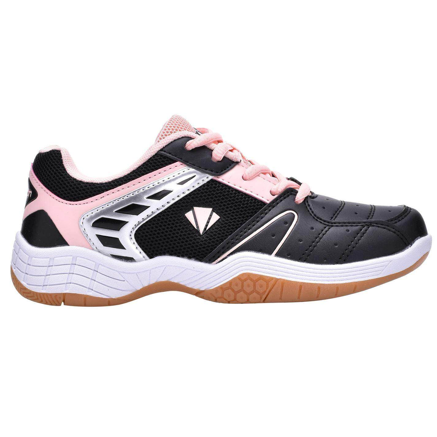 Carlton Womens Cc 005w (black/peach) By Sports Direct Mst Sdn Bhd.