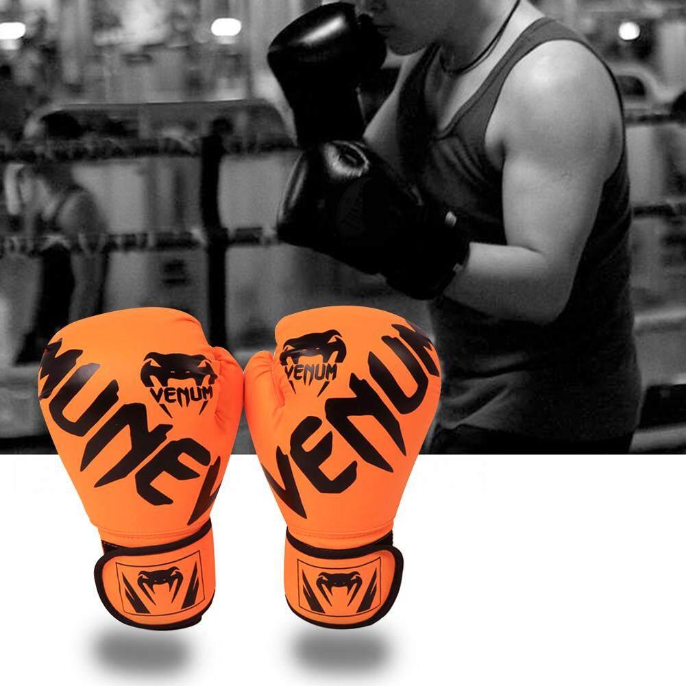 Per Sarung Tangan Tinju Untuk Pelatihan Thai Sarung Tangan Kulit Untuk Perdebatan Kickboxing Pertempuran Tas Sansak Dan Berfokus Bantalan Meninju By Xinlong Store.