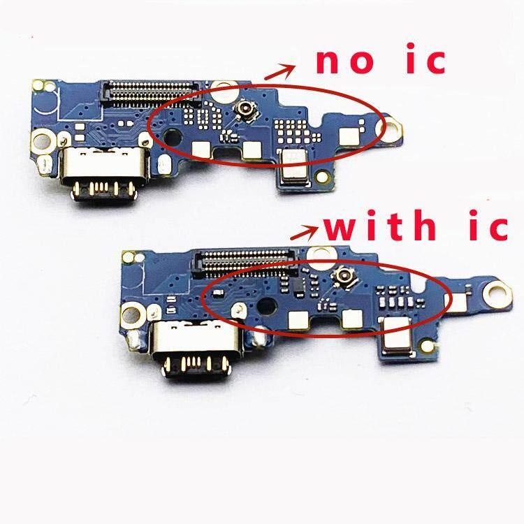 Untuk Nokia X6/6.1 Plus Ta-1099/1103 Tipe-C USB Port Pengisian Daya Dok Pengisi Daya Antena Konektor Kabel Fleksibel Mikrofon papan Sirkuit